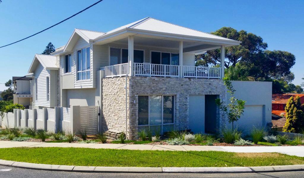 Hamptons Style Home Design