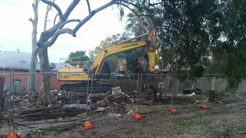 Image of Demolish and Rebuild
