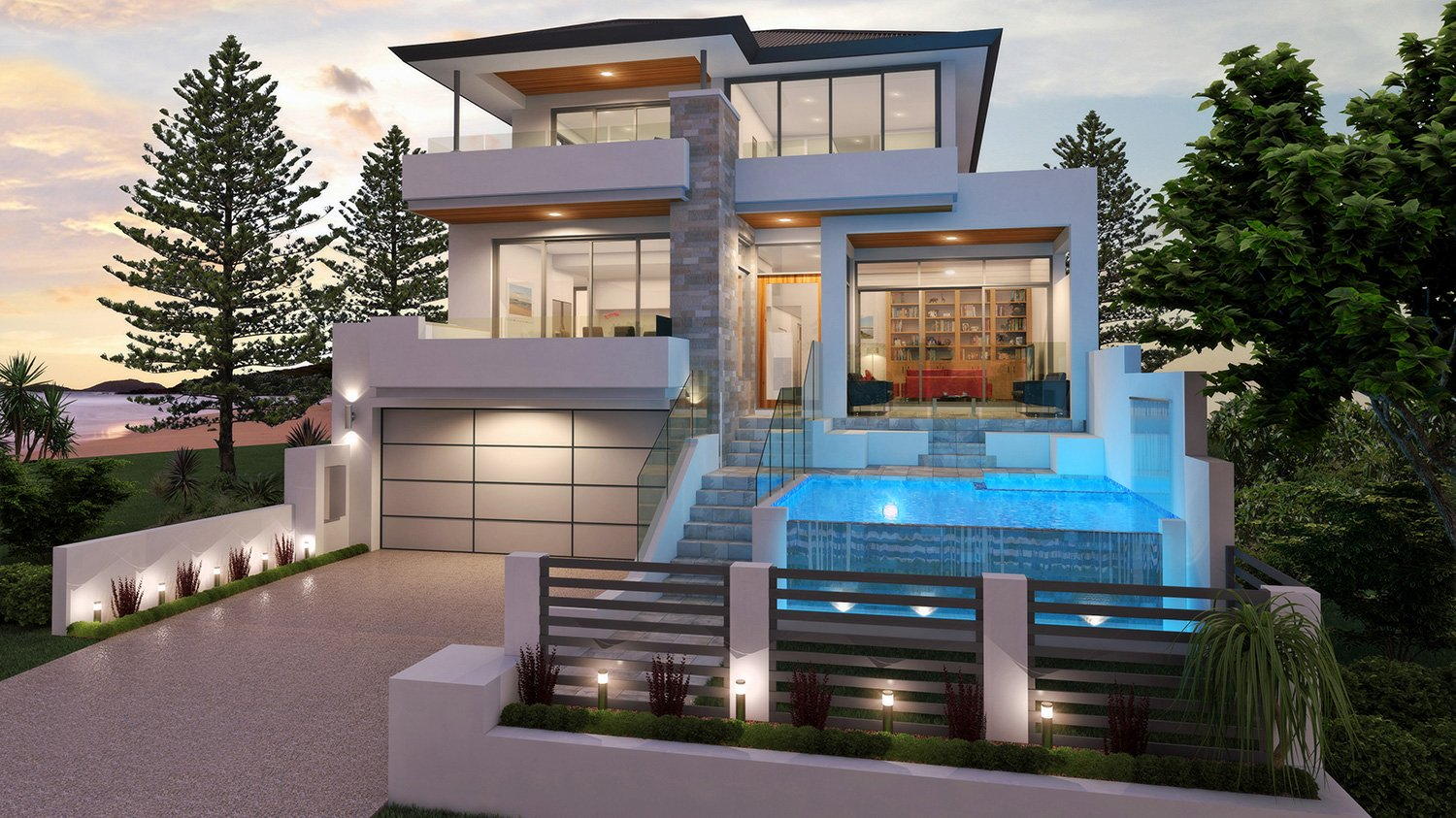 Two Storey Home Builders Perth, WA