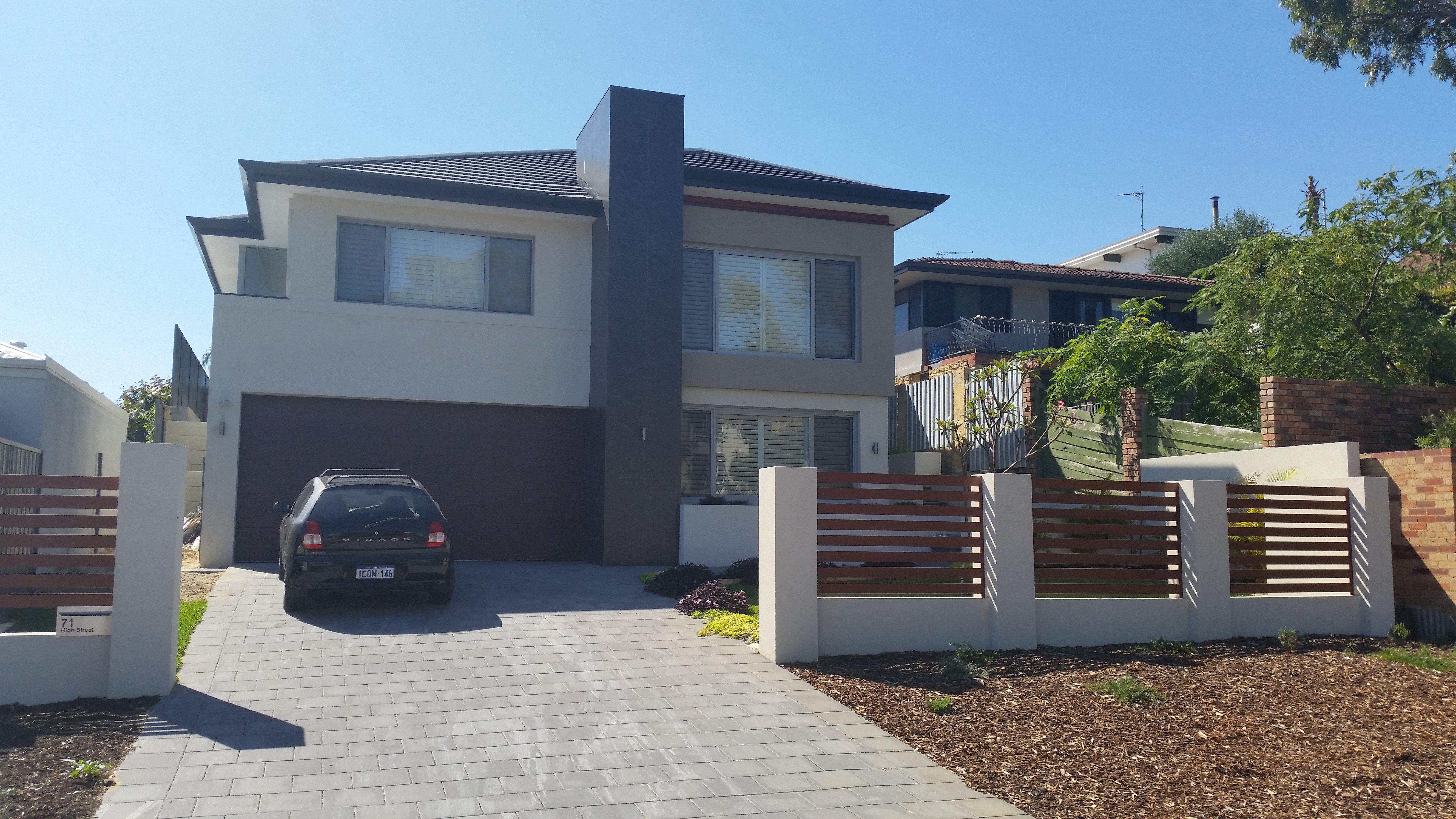 Undercroft Garages - Design & Construct Residential